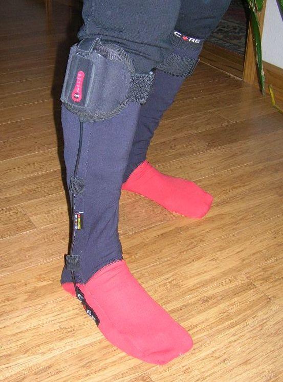 Gerbing 7v Sock Liner Owner Review By Bob Dorenfeld - Backpackgeartest.org