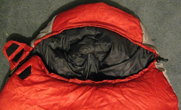 Eureka Kaycee 0 Deg. Sleeping Bag Test Report by Josh ...